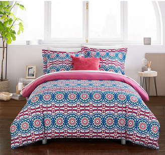 Chic Home Gavin 3 Pc Twin Duvet Cover Set Bedding