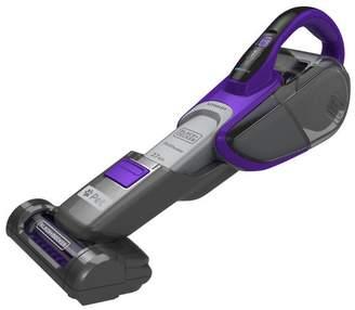 Black & Decker DVJ325BFSP-GB Pet Handheld Vacuum Cleaner