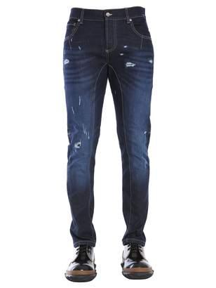 Les Hommes Five Pocket Jeans