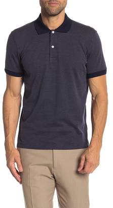 Brooks Brothers Short Sleeve Print Polo