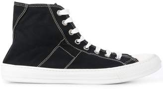 Maison Margiela Stereotype hi-top sneakers