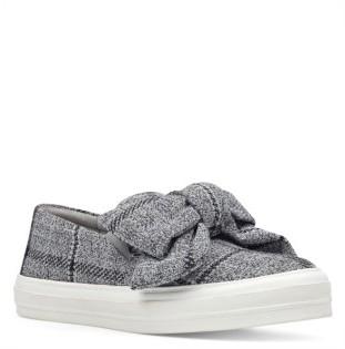 Women's Nine West Onosha Bow Slip-On Sneaker $79.95 thestylecure.com