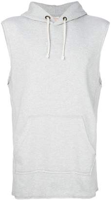 Champion sleeveless hoody