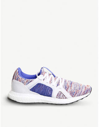 adidas knitted trainers