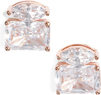 Nadri Rae Small Stud Earrings