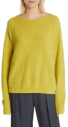 Vince Merino Wool Blend Knit Sweater
