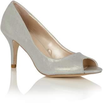 Lotus Hallmark Miram peep toe courts
