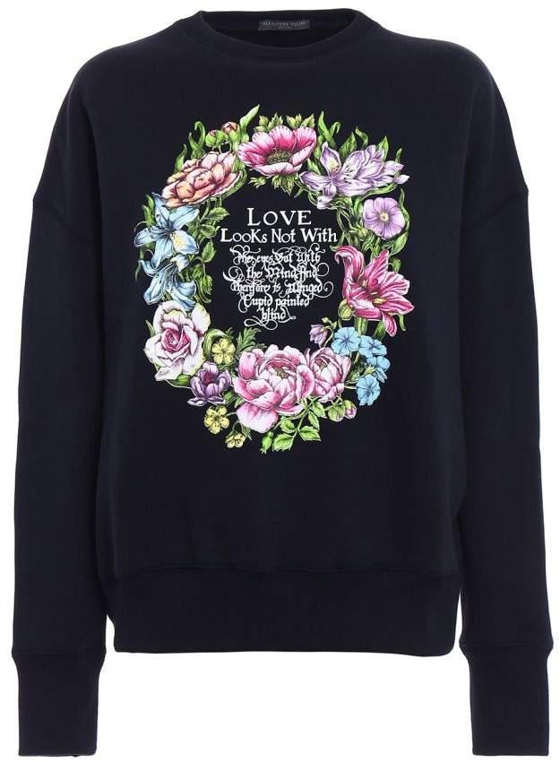 Trop Printed Sweatshirt