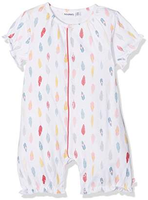 Noukie s Baby Girls  Combinaison Courte Jersey Graphic Sleepsuit a560f5938df