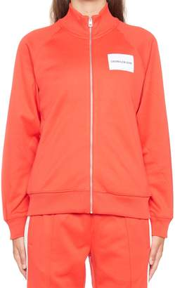 Calvin Klein 'zipped Up' Sweatshirt