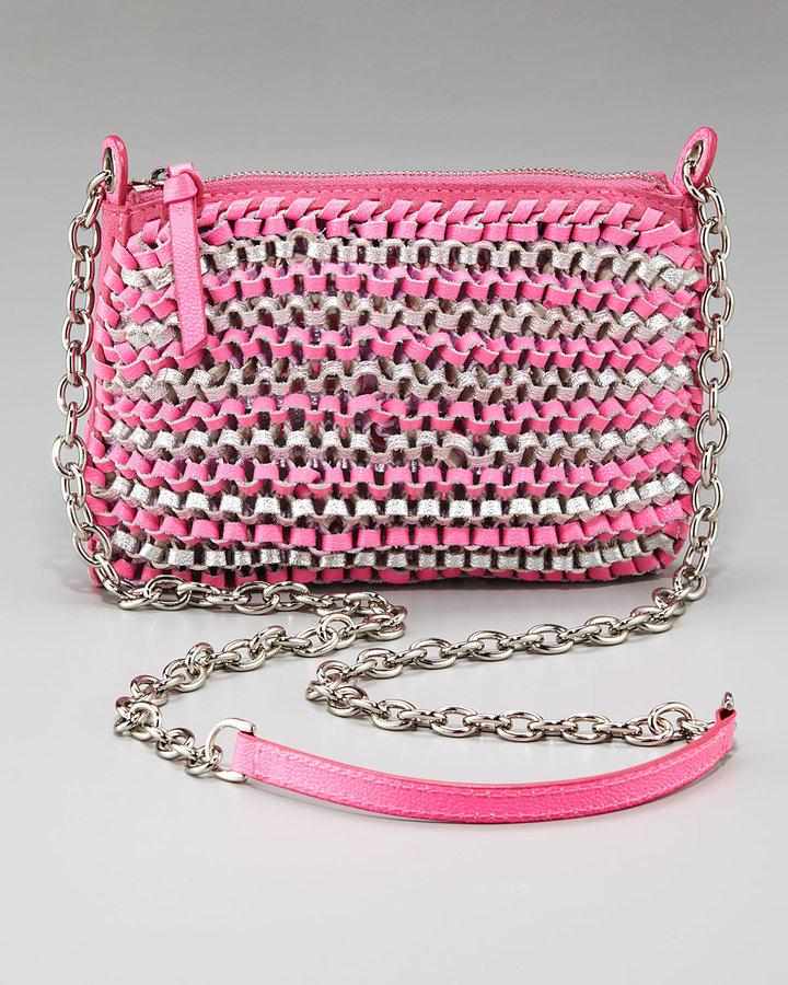 Diane von Furstenberg Mini Stephanie Bag