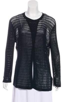 TSE Knit Long Sleeve Cardigan