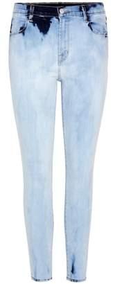 J Brand Alana high-rise cropped jeans