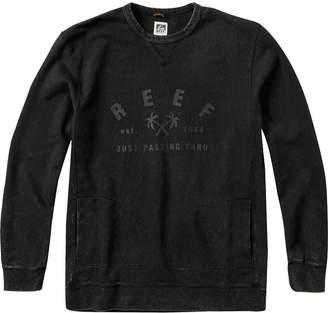 Reef Crossing Crew Sweatshirt - Men's