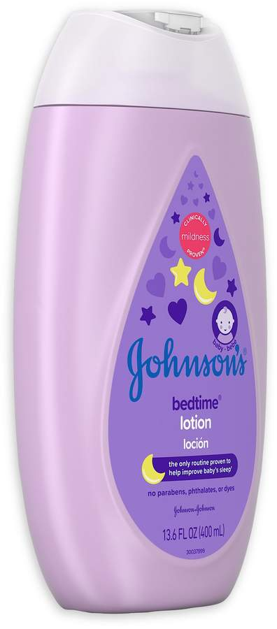 Johnson's Bedtime 13.6 oz. Baby Lotion