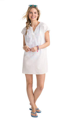 Vineyard Vines Dolman Sleeve Cover Up Dress