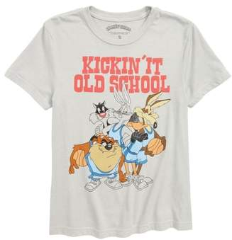 JEM Looney Tunes Kickin' It Graphic T-Shirt