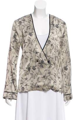 Giada Forte Jacquard Embroidered Jacket w/ Tags