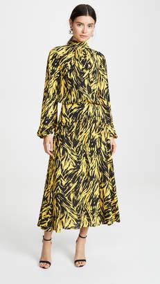No.21 No. 21 Graphic Print Dress