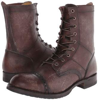 Frye Logan Jump Boot Men's Lace-up Boots