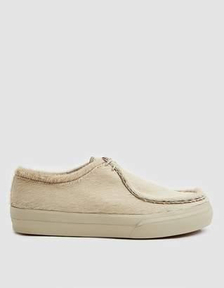 Dries Van Noten Hairy Low Top Sneaker