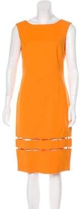 Emilio Pucci Cutout Midi Dress w/ Tags