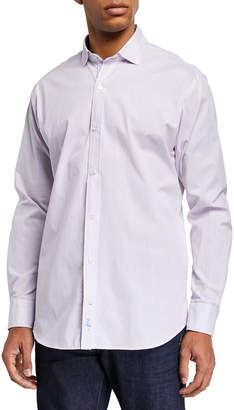 Tailorbyrd Men's Woven Cotton Sport Shirt