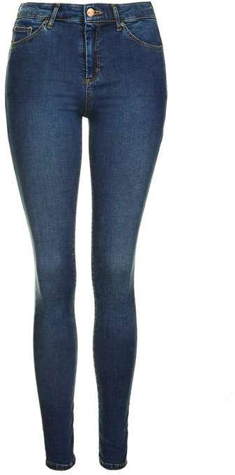 TopshopTopshop Moto indigo leigh jeans