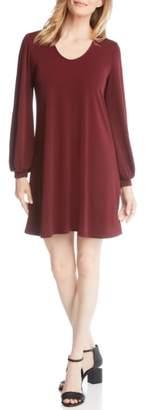 Karen Kane Harper Blouson Sleeve Shift Dress