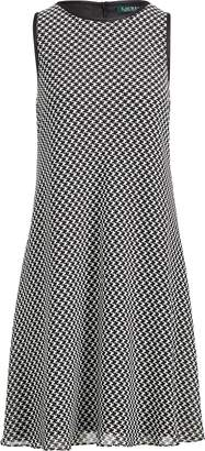 Ralph Lauren Sleeveless A-Line Dress
