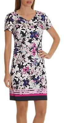 Betty Barclay Floral Print Dress, Multi