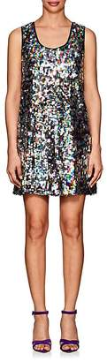 Mira Mikati Women's Paillette Shift Dress