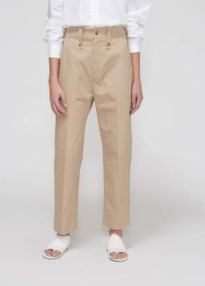 Bassike Tapered Utility Pant