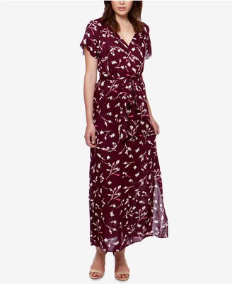 Lucky Brand Printed Maxi Dress $99 thestylecure.com