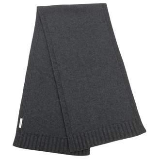 Celine Grey Wool Scarf