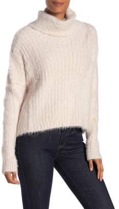 Fate Cowl Neck Knit Sweater
