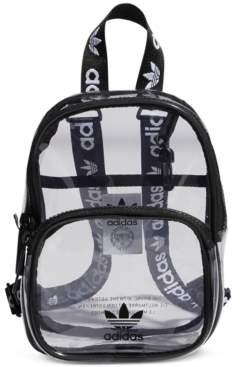 adidas Clear Mini Backpack
