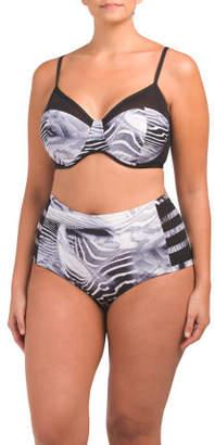 Stolen Memories Lucia High Waist Bikini Set