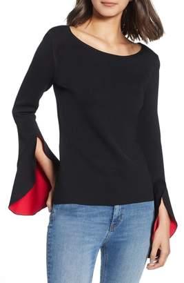 Bailey 44 Nicholi Bell Sleeve Sweater