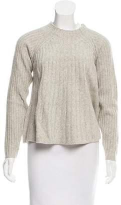Rebecca Taylor Long Sleeve Swing Sweater