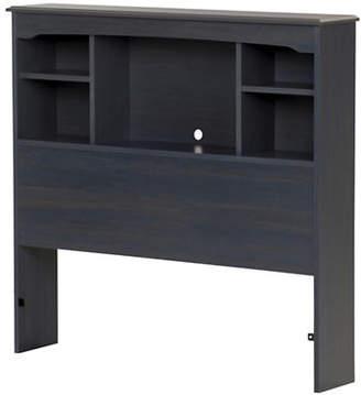 South Shore Aviron Twin Bookcase Headboard