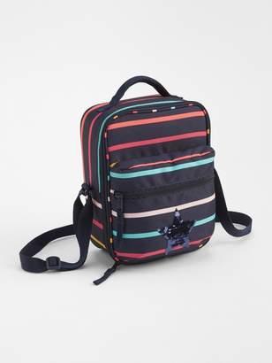Gap Rainbow Flippy Sequin Lunchbox