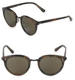 Oliver Peoples Spelman 50MM Round Sunglasses