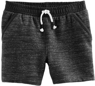 Toddler Boy Jumping Beans Solid Knit Shorts