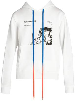Off-White Off White OFF Ruined Factory Hoodie