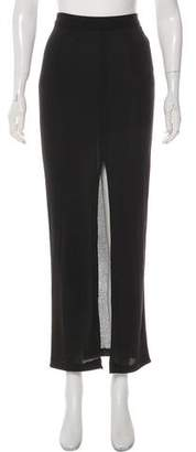 CNC Costume National Casual Maxi Skirt