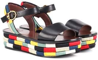 Tory Burch Camilla platform sandals