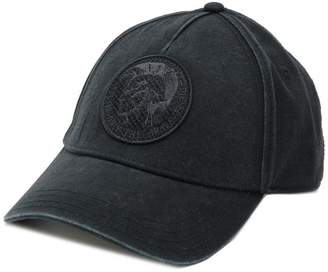Diesel logo baseball cap