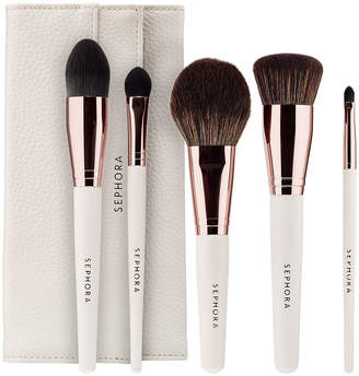 Sephora ACCESSORIES COLLECTION Complexion: Uncomplicated Brush Set