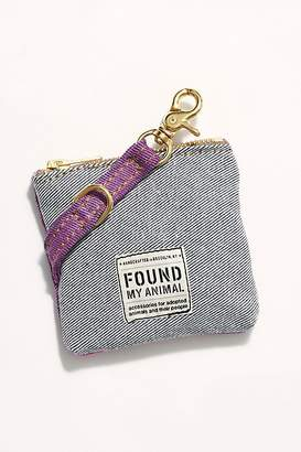 Free People Found My Animal X Found Acid Wash Doodle Bag